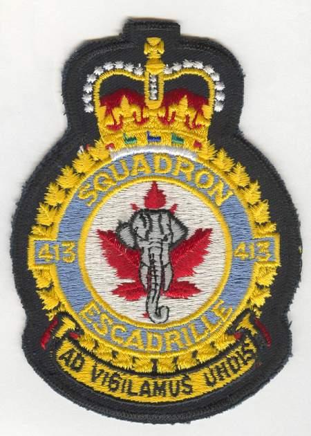 No. 413 Squadron RCAF