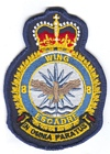 8 Wing badge