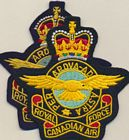 Royal Canadian Air Force badge (1924-1952,1952-1968)